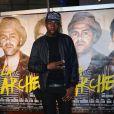 Still Fresh à la première du film La Marche à Rosny, le 23 novembre 2013.