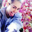 Miley Cyrus a fêté ses 21 ans le 22 novembre 2013.