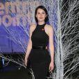 Michelle Dockery à l'ocassion du second Winter Whites Gala de Centrepoint qui se tenait au palais de Kensington à Londres, le 26 novembre 2013.