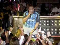 PHOTO : Timbaland, supporter numéro un de l'OM !!!