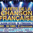 La fête de la chanson française sort une compilation pour son 10e anniversaire.