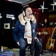 Liam Gallagher et son groupe Beady Eye à Londres, le 26 novembre 2013.