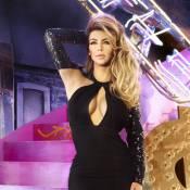 Kim Kardashian : Ultrasexy pour Noël, au côté de ses soeurs