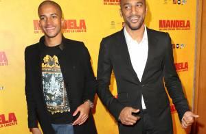Stomy Bugsy et son fils Bilal, 21 ans : Bouleversés par le film ''Mandela''