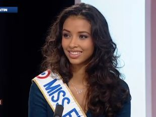 Miss France 2014...
