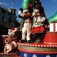 Disney Parks Christmas Day Parade en Floride, novembre 2013.