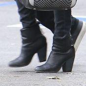 Jessica Alba, Lea Michele, Kate Moss : En bottines noires pour passer l'hiver