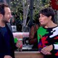 Le retour d'Alessandra Sublet dans C à vous dans le PureZapping du mardi 10 décembre 2013