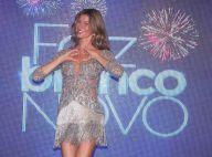 Gisele Bündchen : Cool et sexy, entre allaitement et poses glamour