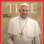 Le pape François élu ''personne de l'année 2013'', il bat Miley Cyrus !