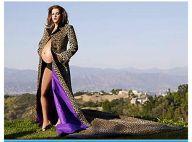 PHOTOS : Lisa-Marie Presley prend la pose... très enceinte !