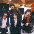 Téléphone à Cannes en mai 1980.