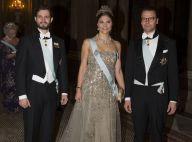 Princesse Victoria: Retour brillant pour les Nobel 2013 après l'hommage à Madiba