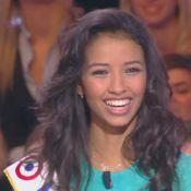Flora Coquerel: Miss France 2014 belle et légitime face à la fausse caille Enora