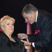 Mimie Mathy épinglée sur scène devant ses parents, émotion