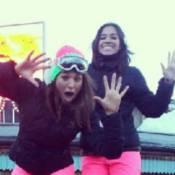 Laury Thilleman : Pistes de ski, parapente et folles soirées avec Laurie Cholewa
