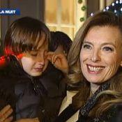 Valérie Trierweiler entourée d'enfants : Larmes et sourires au Noël de l'Élysée