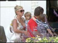 PHOTOS : Britney Spears, resplendissante de bonheur avec ses enfants !