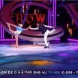 Florent Torres dans la finale d'Ice Show sur M6 le mercredi 18 décembre 2013