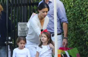 Adriana Lima : Au naturel, la jeune maman dévouée reste une bombe