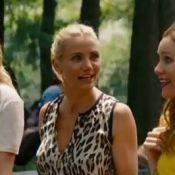 Cameron Diaz : Cocue face à Kate Upton en bikini pour une douce vengeance