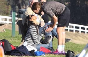 Zoe Saldana, épouse comblée : Amoureuse folle de son beau Marco