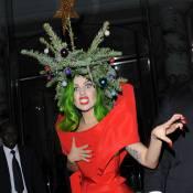 La rédaction de Purepeople vous souhaite un très joyeux Noël... Et Lady Gaga aussi