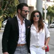 Eva Longoria : Amoureuse, elle s'affiche avec son boyfriend José Antonio Baston