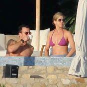 Jennifer Aniston : En bikini au Mexique avec son fiancé et sa BFF Courteney Cox
