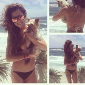 Cheryl Cole : Sexy en bikini pour les fêtes, Simon Cowell veut son retour