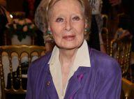 Légion d'honneur : Michèle Morgan, 93 ans, et Jocelyne Beroard décorées