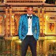 Jay Z a célébré le Nouvel An à la Versace Mansion à Miami Beach. Le 31 décembre 2013.