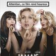 Affiche du film Jamais le premier soir, en salles depuis le 1er janvier 2014