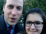 Prince William, la photo surprise : ''Rien de tel qu'un bon selfie à Noël !''