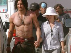 PHOTOS : Reese Witherspoon rejoint au Maroc son beau prince dénudé...