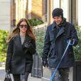 Ashley Benson et Ryan Good à New York le 7 décembre 2014.