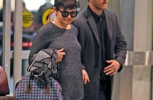 Ginnifer Goodwin, future maman radieuse : Baby bump bien rond avec son fiancé
