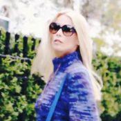 Claudia Schiffer : Radieuse à 43 ans pour présenter sa nouvelle création