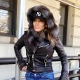 Jennifer Lopez dans les rues de New York, le 13 janvier 2014.