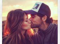 Mark Philippoussis : L'ex-tennisman et sa belle Silvana futurs parents amoureux
