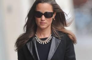 Pippa Middleton : ''Ma robe au mariage de Kate m'allait un peu trop bien...''