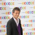 Frédéric Taddeï - Conférence de presse de rentrée de France Télévisions. Août 2012.
