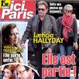 Le magazine Ici Paris du 22 janvier 2014