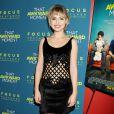 Imogen Poots à la première du film That Awkward Moment à New York le 22 janvier 2014.
