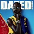 Lupita Nyong'o en couverture de Dazed & Confused - janvier 2014