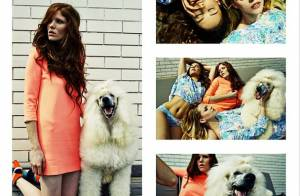 Mélissa Theuriau : Superbe ambassadrice pour Shy'm et sa marque As I Am !