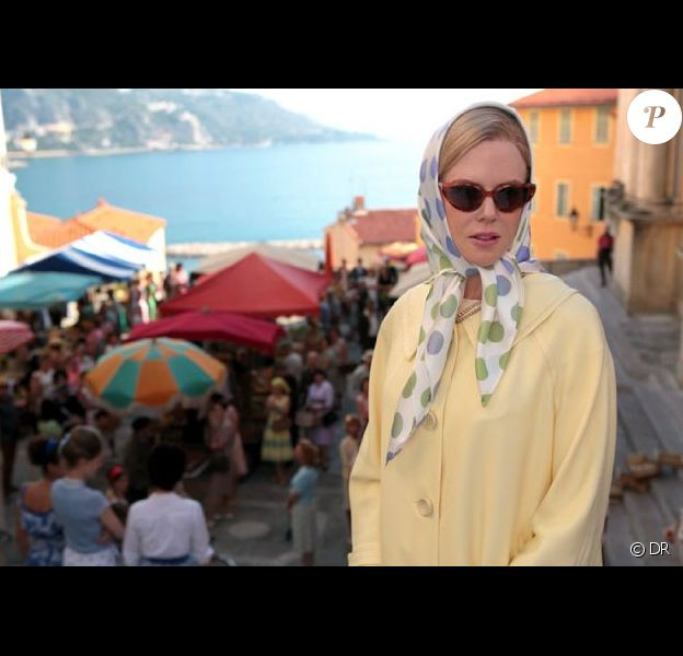 Image du biopic consacré à Grace de Monaco