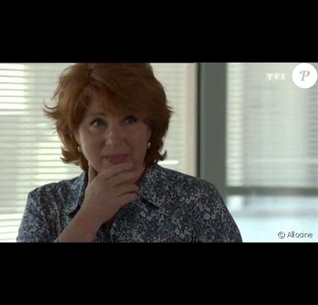 Le final de Julie Lescaut, diffusé le 23 janvier 2014 sur TF1.