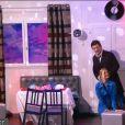 Philippe Lellouche et Eve Angeli dans Vendredi tout est permis, le vendredi 24 janvier sur TF1.