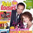 magazine Télé-Loisirs, du 1er au 7 février 2014.